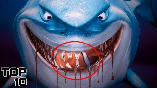 Top 10 Scary Disney Movie Theories