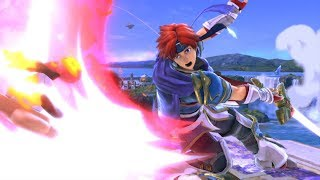 High Level Roy Gameplay in Smash Bros Ultimate