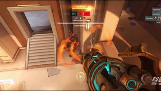 Overwatch | Pharah 5 Killz (wait until the end) & Where is the Erick1hp Graviton?