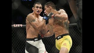Rafael Dos Anjos vs Tony Fergusson FIGHT HIGHLIGHTS