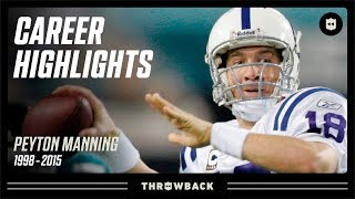 "Peyton Manning ""The Sheriff"" Career Highlights! | NFL Legends"
