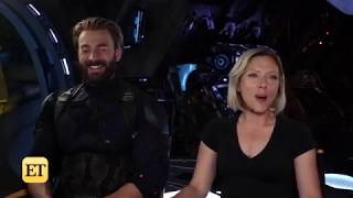 Scarlett & Chris || Funny & cute moments