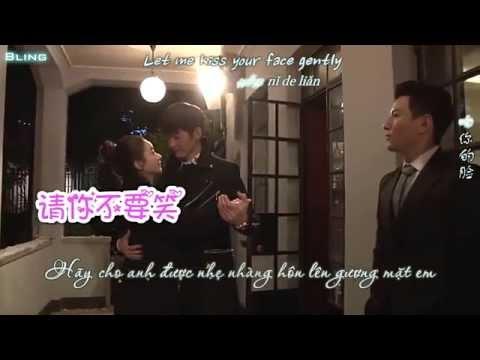[Vietsub + Engsub + Kara] Zhang Han - Promise of the Wind (Boss & Me OST)