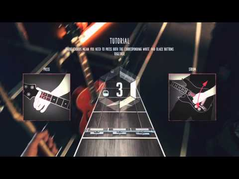 Learning To Play Guitar Hero Live's New Axe