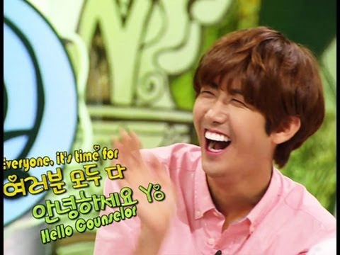 Hello Counselor - The 2nd summer special with ZE:A & Lim Kim! (2013.08.19)
