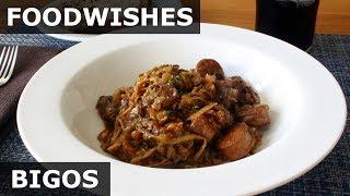 Bigos - Polish Hunter's Stew Recipe