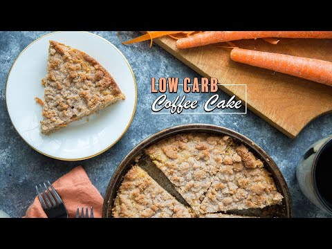 Easy Keto Coffee Cake Recipe