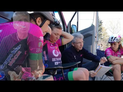 """Walter Zini a """"Cicliste in streaming"""""""