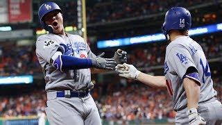 LA Dodgers vs. Houston Astros 2017 World Series Game 4 Highlights | MLB