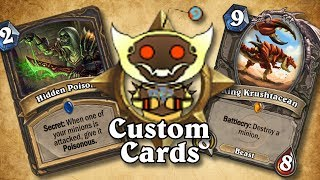 TOP CUSTOM CARDS OF THE WEEK #15 | Card Review | Hearthstone