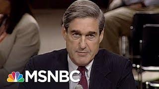Robert Swan Mueller III In His Own Words | The 11th Hour | MSNBC
