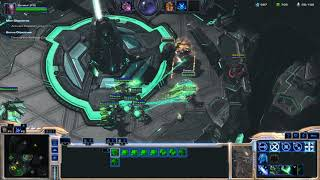 Starcraft 2 Co-Op Lock & Load Zeratul lvl 1000