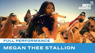 "Megan Thee Stallion Is A Hot Girl With ""Girls In The Hood"" & ""Savage"" Performance 