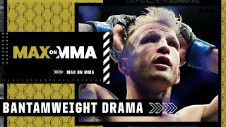 Dillashaw vs. Sandhagen at UFC Fight Night just the start of fireworks at bantamweight | Max on MMA
