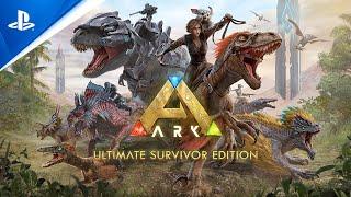 ARK: Ultimate Survivor Edition - Launch Trailer   PS4