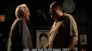 Tony Soprano Gets Rid Of Feech La Manna
