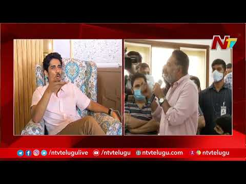 Hero Siddharth responds to non-local issue in MAA elections