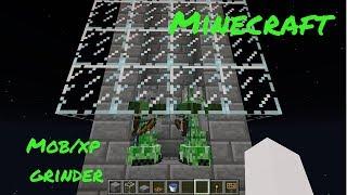 Easy Mob Spawner And XP Grinder Minecraft 1.13.1