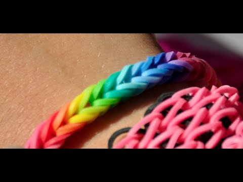 New Without Audio How To Make A Rainbow Fish Tail