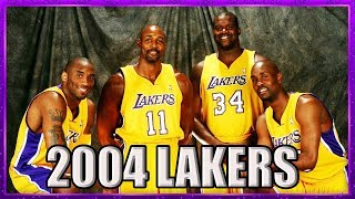 What Went WRONG with the 2004 Lakers?