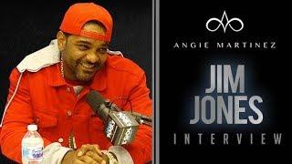 Jim Jones Talks Reconciling w/Cam'ron + Trolling 50 Cent, Supreme & Mase