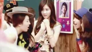 [Vietsub] SNSD 2PM Idol Army Show ep 8 part 1/5