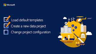 Use warehouse template to copy configuration in Microsoft Dynamics 365 for Finance and Operations