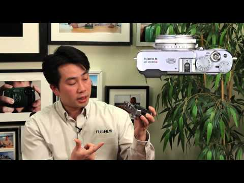 Video: The Fuji Guys explain the features of the NEW X100S