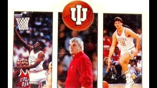"""Hoosiers Hoops"" -  A History of Indiana in the NCAA Basketball Championships (1994)"