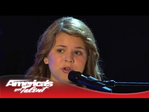 "Anna Christine - Stuns With ""Don't Let Me Be Misunderstood"" Cover - America's Got Talent 2013"