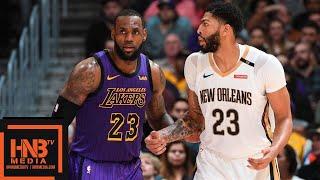 LA Lakers vs New Orleans Pelicans Full Game Highlights | 12/21/2018 NBA Season