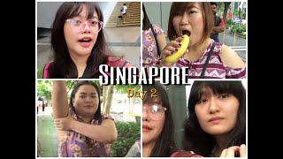 Exploring Singapore! | Day 2 | Just Chill