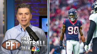 PFT Overtime: Jadeveon Clowney's next move, Jones' negotiating | Pro Football Talk | NBC Sports