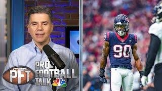 PFT Overtime: Jadeveon Clowney's next move, Jones' negotiating | Pro Football Talk | NBC Sports