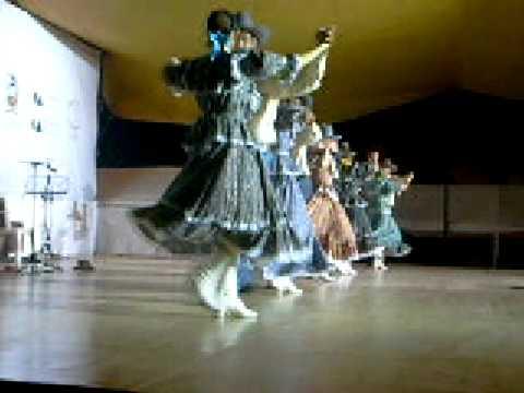 Baile de Sonora