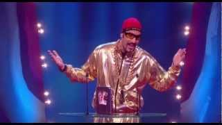 Ali G shines on 2012 Comedy Awards