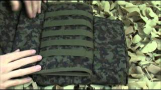 BT Magazine Pack with Molle for Attachments