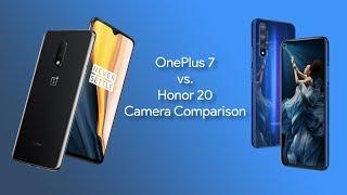OnePlus 7 vs Honor 20: Budget Flagship Camera Comparison