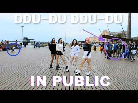 [KPOP IN PUBLIC CHALLENGE] BLACKPINK DDU-DU DDU-DU dance cover by MAJORIS