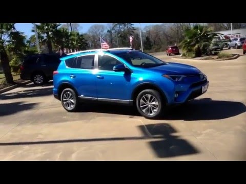 2016 Toyota RAV4 Hybrid at Loving Toyota Scion