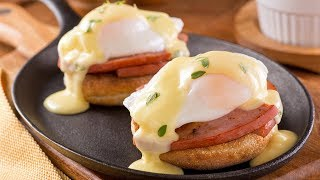 How To Make Eggs Benedict
