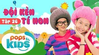 Mầm Chồi Lá Tập 26 - 🎷 Đội Kèn Tí Hon 🎷 | Nhạc Thiếu Nhi Cho Bé | Vietnamese Kids Song