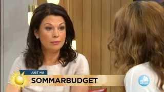 Så får du pengarna att räcka i sommar - Nyhetsmorgon (TV4)