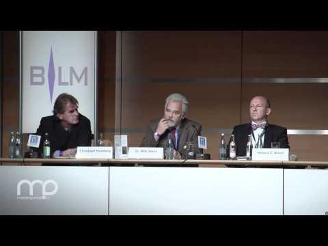 Diskussion: Zukunft des digitalen Hörfunks in Deutschland und Europa