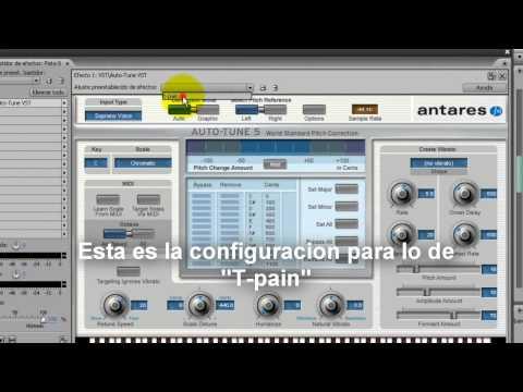 Tutorial - Como poner autotune en Adobe Audition 3.0