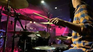 [Live Drum Cover] Deep Cries Out // Yang @ Skudai Harvest Church