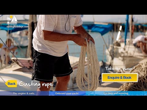 Sailing Holidays - Beginners guide to flotilla sailing