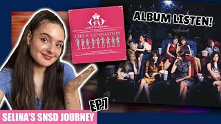 Girls' Generation (소녀시대) The First Album (2007) REACTION (Part 1) | Selina's SNSD Journey Ep.8
