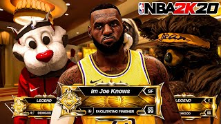 NBA 2K20 is TERRIFYING NOW...