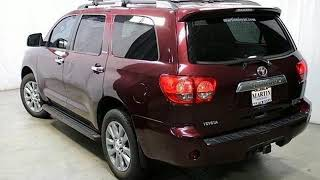 Used 2008 Toyota Sequoia Skokie IL Chicago, IL #P01551A